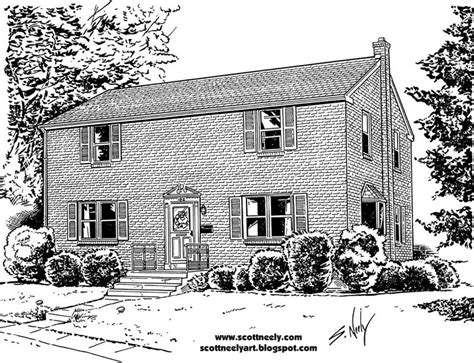 photos drawings of houses drawing art gallery 187 house drawingsscott neely design o strator