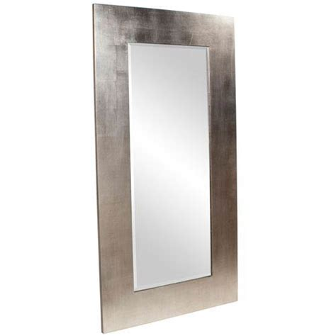 Design Ideas For Howard Elliott Mirrors Sonic Silver Rectangle Mirror Howard Elliott Collection Rectangle Mirrors Home Decor