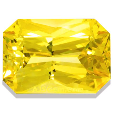 Yellow Saphire pukhraj yellow sapphire at ajs gems