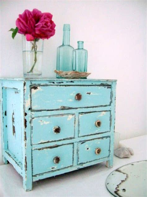 Distressed Turquoise Furniture by Turquoise Distressed Furniture For The Home