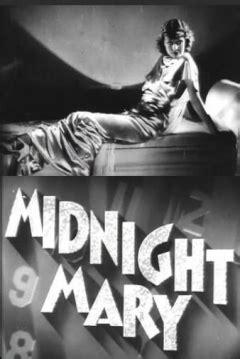 la rosa de medianoche pel 237 cula rosa de medianoche 1933 midnight mary abandomoviez net