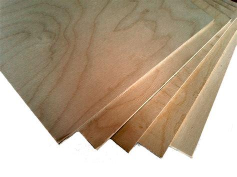 quality birch plywood  cuts hobbies