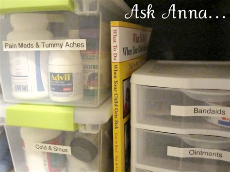 how to organize medicine cabinet the easiest way to organize medicine bottles organize