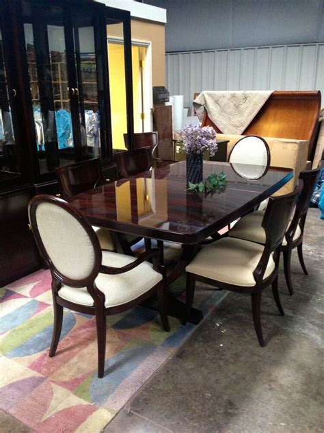 Thomasville Sofa Tables by Thomasville Furniture Nocturne Pedestal Dining