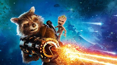 rocket guardians   galaxy vol    wallpapers hd