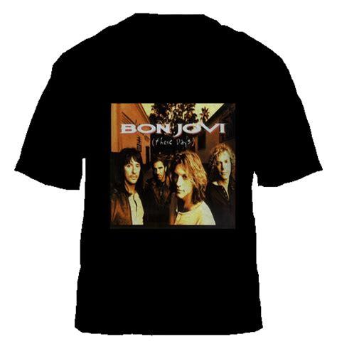 Kaos T Shirt Bonjovi bon jovi collections t shirts design