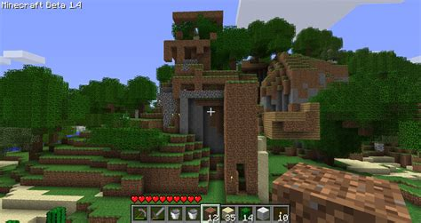 My Minecraft House Sidequesting