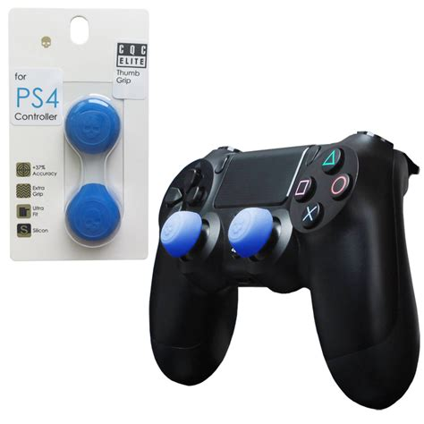 Karet Silikon Analog Thumb Grip Stik Ps3 Ps4 Xbox skull co 2 pairs 4 pcs silicone controller analog grips cqc thumbstick cover for ps4 ps3 thumb