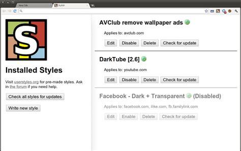 themes for google chrome stylish stylish chrome web store