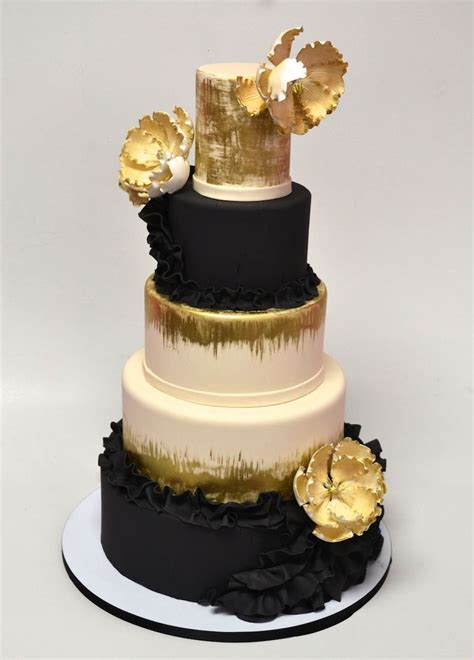 Pictures Of Amarunfections Wedding Cakes