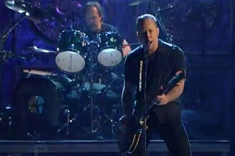 Metallica Ticket Giveaway - metallica iron man rock and roll hall of fame clip giveaway