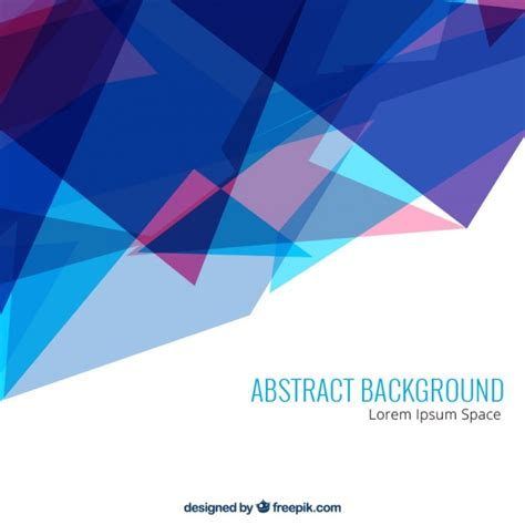 triangle pattern freepik abstract triangles background vector free download