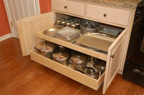 roll out shelves kitchen cabinets houzz home design decorating and renovation ideas and