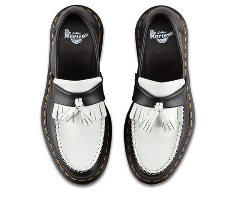 loafers doc martens dr martens womens adrian tassle loafer