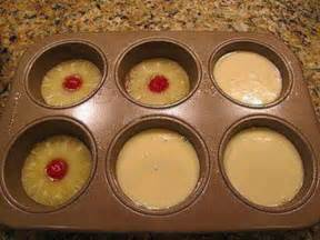 pineapple upside down cupcakes yummy for the tummy pinterest
