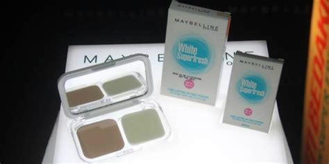 Bedak Maybelline White Fresh bedak superfresh untuk wanita aktif co id