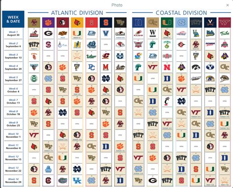 Notre Dame Mba Class Schedule by Louisville Releases 2014 15 Football Schedule Year 1 Of