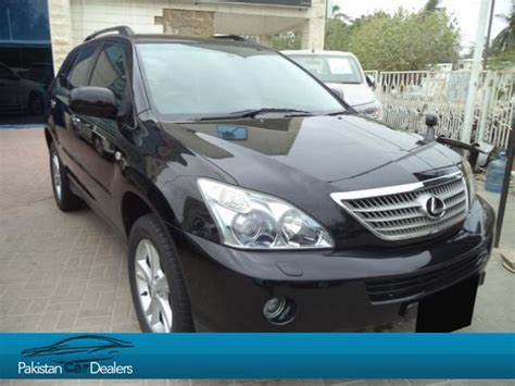 lexus pakistan used lexus rx 400h car for sale from automall karachi