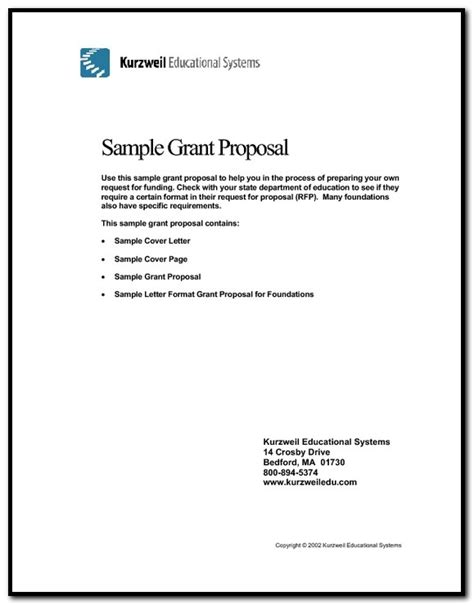 Sle Cover Letter For Non Profit Grant Proposal Cover Letter Resume Exles Gyllbywz3q Grant Template For Non Profit