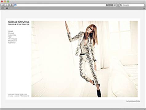 Template Portfolios Template Portfolio Websites For Photographers Fashion Stylists Makeup Fashion Stylist Portfolio Template