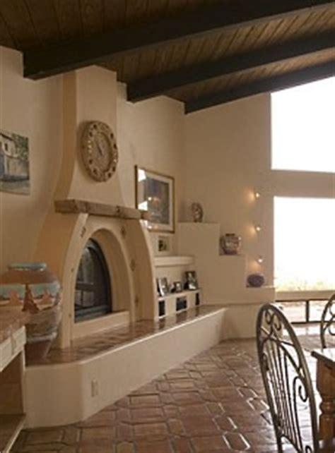 the kiva fireplace steppin up out southwest style