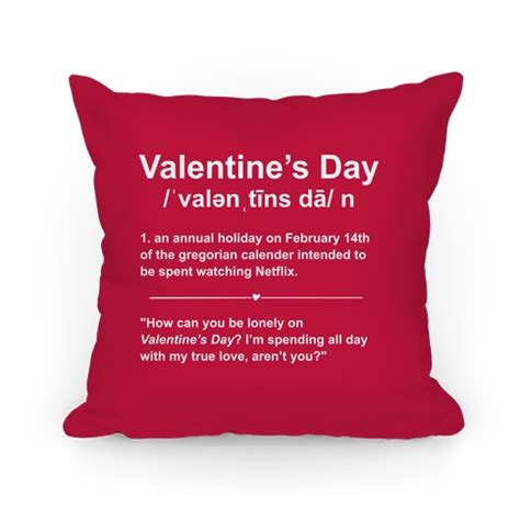 the meaning valentines day s day definition pillows and pillow cases