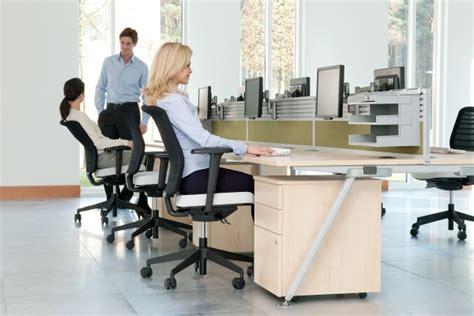 Is A Standing Desk Healthier Modern Office Furniture All About Ergonomics Modern