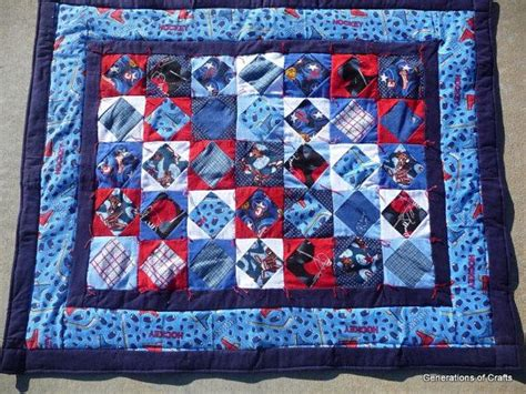 Hockey Quilt Patterns by Quilt Flannel Baby Quilts Blanket Hockey