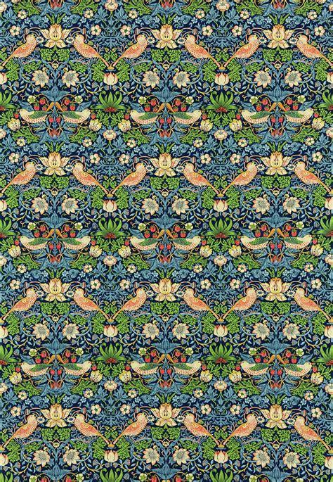 Tapete Englischer Stil by Englische Tapetenmuster William Morris Stil Tapeten