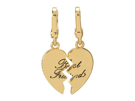 couture best friends charm shipped free at zappos