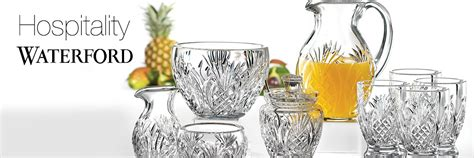 waterford hospitality buffet l waterford crystal pineapple hospitality collection cashs