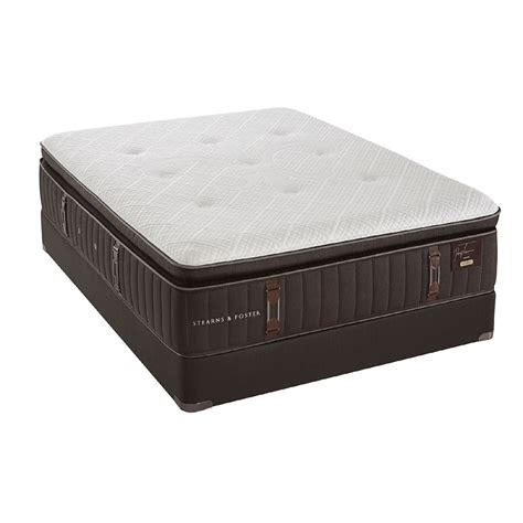 Stearns And Foster Pillow Top Mattress stearns foster reserve luxury pillow top mattress