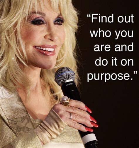Dolly Parton Quote positive quotes dolly parton quotesgram