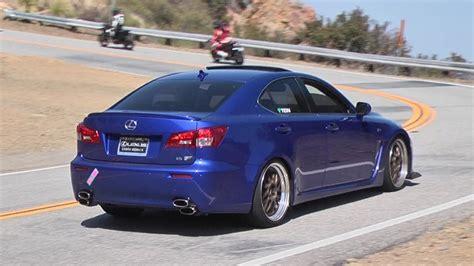 lexus is turbo turbo lexus is f on mulholland highway