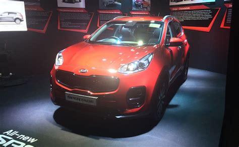 Kia Sg New Kia Sportage Gets Sneak Preview In Singapore