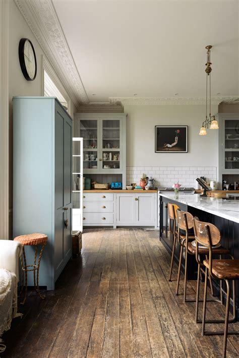 original wooden floors and a beautiful mix of devol