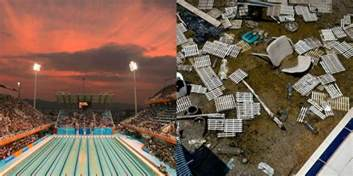 olympics then and now what old olympics venues look like today abandoned
