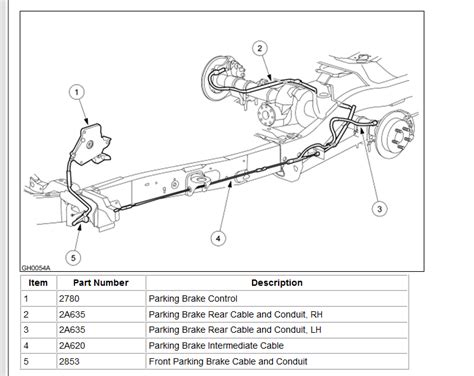 ford explorer rear brake diagram apps directories