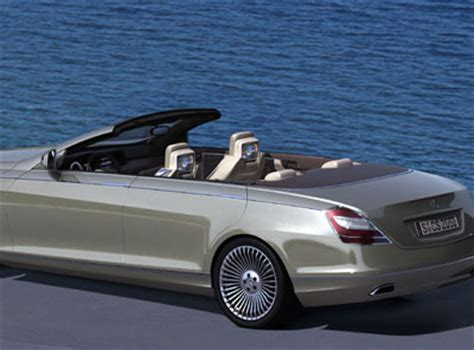 concept ocean drive four door convertible benzinsider