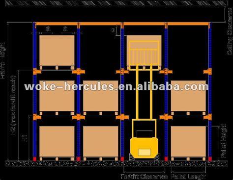 warehouse layout en espanol dise 241 o pesado estante del almac 233 n rejillas y estanter 237 as