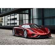Koenigsegg Regera  New York International Auto Show