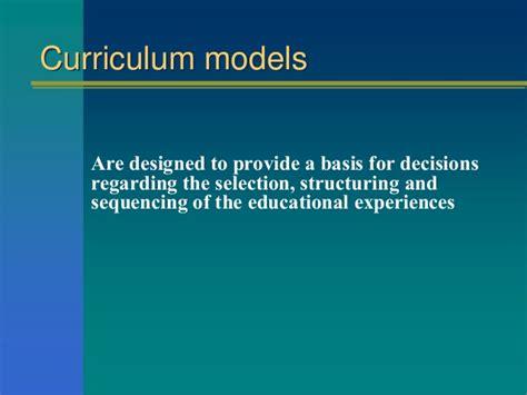 Curriculum Model Of Hilda Taba Best Features Taba Model Of Curriculum Development