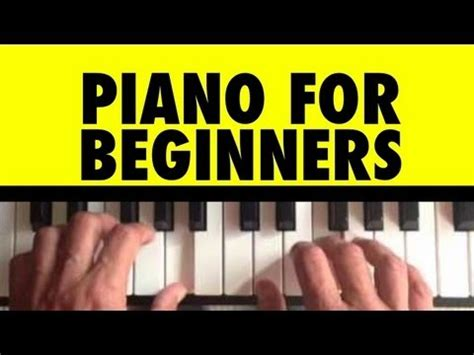 keyboard tutorial for beginners free piano lessons for beginners easy free tutorials chords
