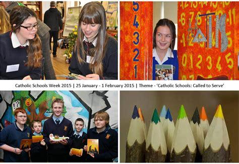 theme education week 2015 catholic schools week 2015 on the theme catholic schools