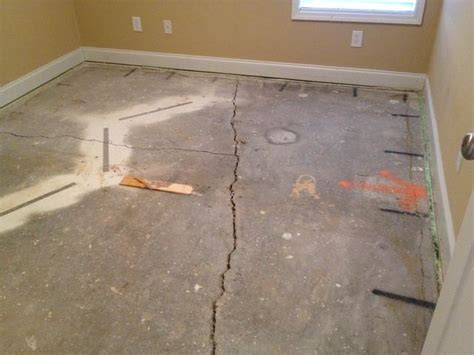 house settling sinking settling foundation repair in greater knoxville kingsport johnson city tn
