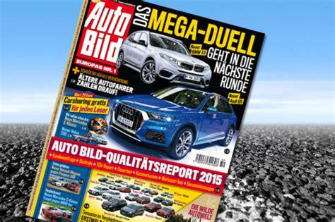 Auto Bild 50 by Auto Bild Qualit 228 Tsreport 2015 Autobild De