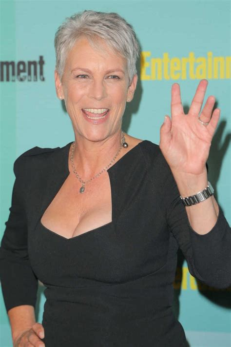 jamie lee curtis jamie lee curtis at et weekly annual party at comic con in