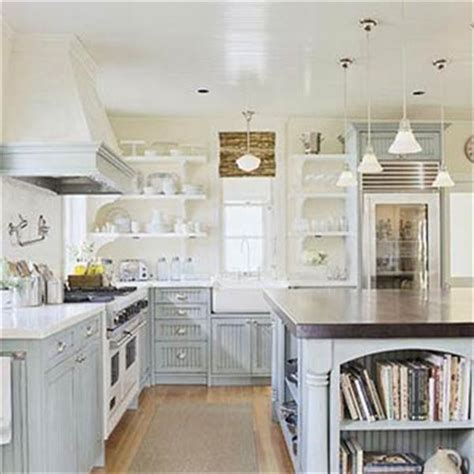 Country Chic Kitchen by Light Blue Shabby Chic Kitchen Shabby Chic