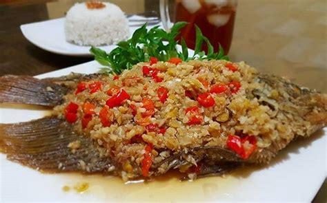 Teh Merah teh beras merah hingga gurame jae kuliner khas tabanan