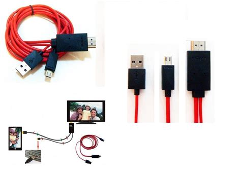 android phone to hd tv 2m micro usb end 6 13 2018 3 15 am - Hdmi Cable For Android Phone To Tv